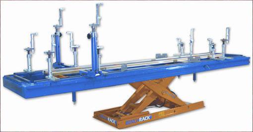 chart frame machine